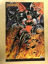 Purgatori God Killer #2 Variant Cover by Al Rio Brian Pulido Lady Death Chaos!
