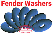 (10)  5/16 x 1-1/2 Fender Washers  Zinc Steel Plated