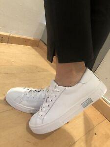 Armani Exchange Sneaker Weiss Leder Gr.41 Neu mit Karton