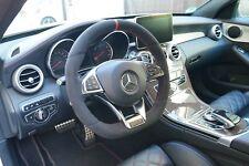 LE TEF® ALCANTARA Lenkrad für Mercedes-Benz AMG W222 W217 W205 W176 W117 C190 *