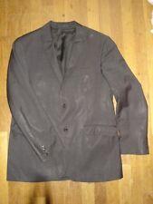 Marzotto veste de costume taille 54  100% laine vierge