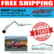 "MBRP 3"" Cat-Back 2003-13 Ram 2500 3500 5.7L HEMI Alum Single Side S5148AL"