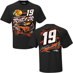 2021 Martin Truex Jr #19 Bass Pro Shops 2 Spot Fuel Slingshot Tee Shirt