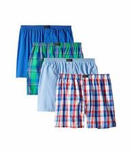 Jockey Men's Assorted Active Blend Woven Boxer Underwear 0904 Size M