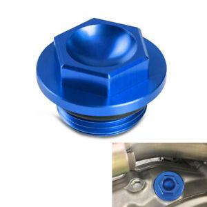 Anodized Oil Filler Cap Plug For Yamaha YZ 80 85 125 250 WR250F 450F YF250F 450F