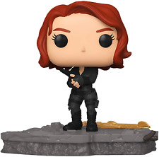 FUNKO POP! - THE AVENGERS - BLACK WIDOW - ASSEMBLE - DIORAMA DELUXE - PREORDER