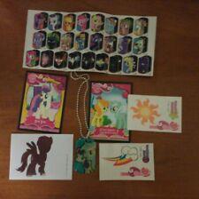 "My Little Pony ""LYRA HEARTSTRINGS & BONBON "" dog tag (NECKLACE). # 16 OF 33"