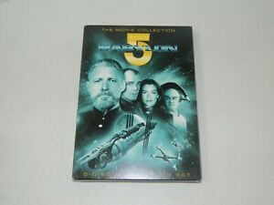 Babylon 5 - The Movie Collection  (DVD, 2004, 5-Disc Set) Collector's Set