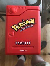 """Vintage TIGER - 1998 - Pokemon - Pokedex - Electronic """"WORKS"""""""