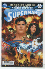 Superman #33 NM Rebirth Imperius Lex Part One DC Comics  MD10