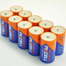 D Size LR20 EN95 PC1300 MONO R20 L20 4050 1.5V Alkaline Batteries Count 10