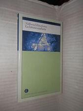 LA LETTERA SCARLATTA Nathaniel Hawthorne Corriere della Sera 2002 libro romanzo