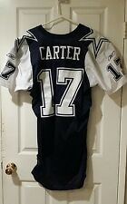 Dallas Cowboys Quincy Carter 2001 Game Jersey