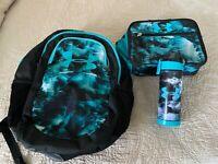 Justice Backpack Lunchbox Water Bottle Pencil Case Ebay