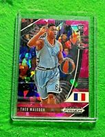 THEO MALEDON PINK ICE PRIZM ROOKIE CARD FRANCE RC THUNDER 2020 PANINI PRIZM RC
