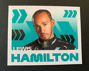 Lewis Hamilton Topps F1 Sticker 2020 Formula 1 #120