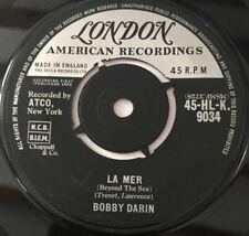 "Bobby Darin - La Mer ( Beyond The Sea ) - 7"""