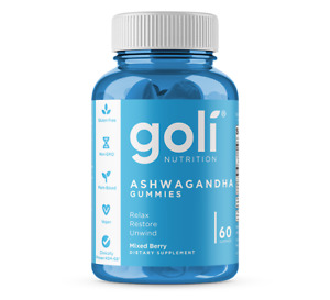 Goli - Nutrition Ashwagandha 60 Gummies US