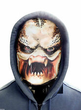 Wild Star Hearts - PREDATOR  -  Lycra Face Mask