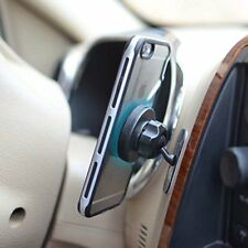 Universal Rotating Magnetic Cell Phone Device Holder For Car Truck Vehicle Black