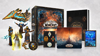 Pre Order 2020 World of Warcraft Shadowlands Collector Edition For PC FREE UK PP