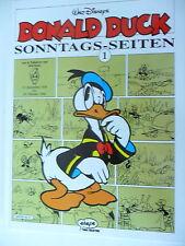1 x Comic -Walt Disney - Donald Duck - Sonntags-Seiten Band 1 - Zustand 1