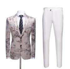 giacca bianca uomo in vendita Completi e abiti sartoriali