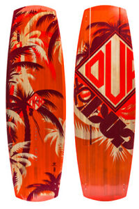 Double Up Blanc Firm Wakeboard 138