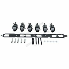 CX LQ9 Ignition Coil Packs Bracket Kit For Nissan RB25 RB25DET Motor Engine