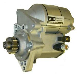 WWS30043 Starter Motor 12v For Kubota OC95DX1