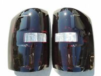 14-18 SIERRA Smoked Tail Lights OEM  Black Tinted Painted non led CUSTOM! 🔥 GMC