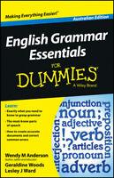 English Grammar Essentials For Dummies - Australia ' Anderson, Wendy M.