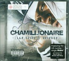 Chamillionaire - The Sound Of Revenge Special Edt Con Sticker (Lil Wayne) Cd
