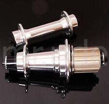 Bicycle HUB 6pawl/48click 293g 20/24H Fit for Shimano/Road Bike Hubs Silver