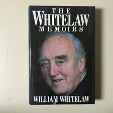 More details for politics signed book - signed 1st edition by conservative william whitelaw