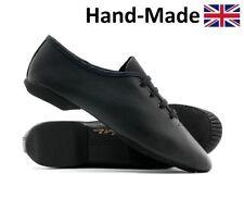Chaussures, chaussons de danse noirs pour danse moderne
