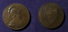 GREAT BRITAIN 1791 CONDER TOKEN SOUTHAMPTON, HAMPSHIRE TAYLOR MOODY & CO D&H 89