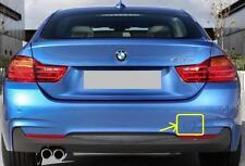 BMW F32 F33 F36 4 SERIES NEW GENUINE REAR M SPORT BUMPER TOW HOOK COVER 8060849