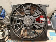 bmw e36 318is 318ti 318i radiator cooling fan for A/C equipped cars