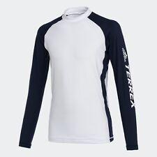 Adidas Multi Act Rashguard L/S (CJ2163) Swim Beach Surf Wear Surfing Shirt Top
