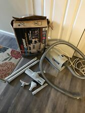Hoover PortaPower Portable Vacuum Quiet Series S1049 Usa Made Cleaner