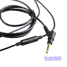 Replacement cable with mic for SHURE SE535 SE425 SE315 SE215 SE846 Ultimate Ears