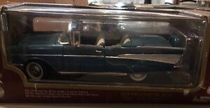 Road Legends Chevrolet Bel Air (1957) 1/18 Diecast Metal/plastic Parts