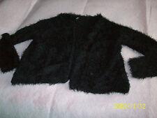 ***  schwarze  Jacke Cardigan  von  Takko Gr.44-46-L NEUWERTIG !!!!  ***