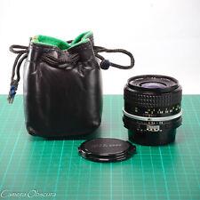 Nikon 35mm f/2.8 Nikkor AI Lens (D600 D700 D750 D800 D7100 D7500)