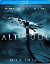 ALTITUDE - BLU RAY - Region A - Sealed