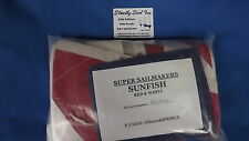 Sunfish Red, White & Blue Sail