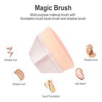 Flawless Wand Foundation Brush Six Corners Powder Makeup Brushes US