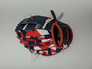 "Franklin PeeWee 22864 8"" Kids Dura Bond Lacing Baseball Glove Digitek"