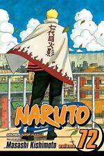 Naruto, Vol. 72 by Masashi Kishimoto (2015, Paperback)